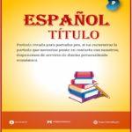 Portada de Español